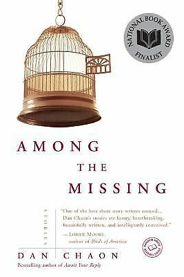 Among the Missing by Dan Chaon (2001, Hardcover) short stories