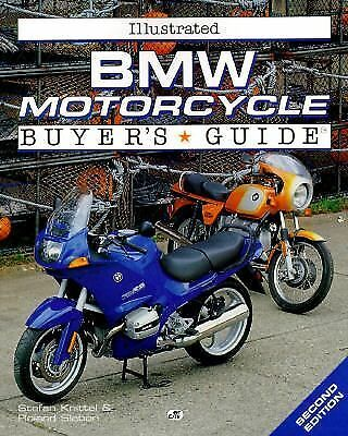 BMW Motorcycle: Illustrated Buyer's Guide