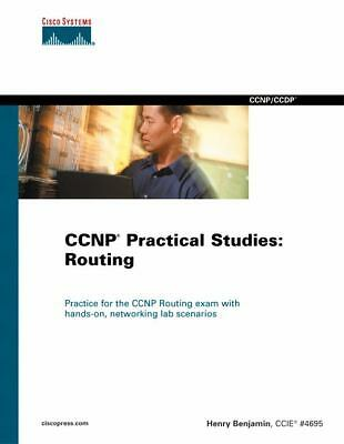 CCNP Practical Studies: Routing, Benjamin, Henry, Good Book