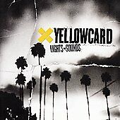 Lights and Sounds by Yellowcard (CD, Jan-2006, Capitol/EMI Records)