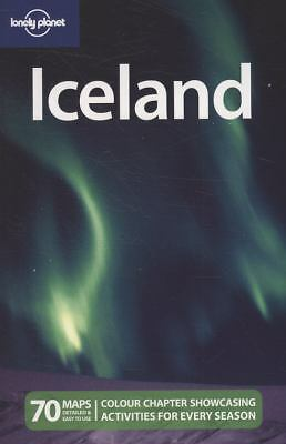 Iceland (Lonely Planet Country Guide), Brandon Presser, Good Book