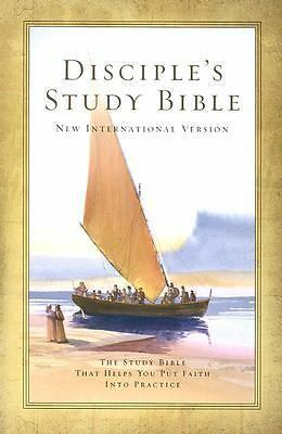 Disciple's Study Bible New International Version, , Good Book