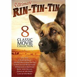 ULTIMATE Rin Tin Tin(DVD) New!! Sealed!!     Children/Family