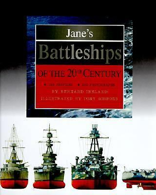 Jane's Battleships of the 20th Century, Bernard Ireland, Good Book