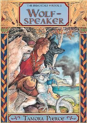 Wolf-Speaker (The Immortals Book 2), Tamora Pierce, Good Book