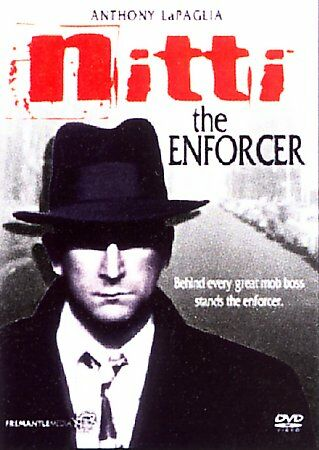 Nitti - The Enforcer (DVD, 2006)