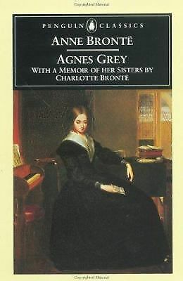 AGNES GREY by Anne Bronte   a Penguin Classics paperback