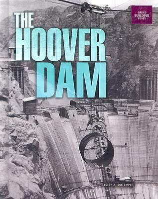 The Hoover Dam (Great Building Feats), Dutemple, Lesley A., Good Book