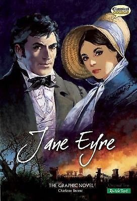 Jane Eyre The Graphic Novel: (American English, Quick Text), Charlotte Bronte, G