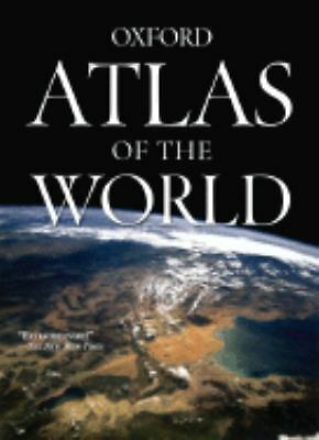 Atlas of the World: 15th Edition with free wall map, , Good Book