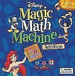 Disney Magic Math Machine: Addition & Subtraction, Disney Book Group, Good Book