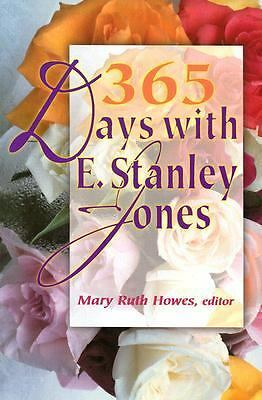 365 Days with E. Stanley Jones, Jones, E. Stanley, Good Book