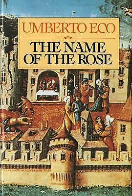 The Name of the Rose, Eco, Umberto, Acceptable Book