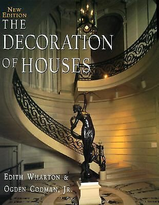 The Decoration of Houses Classical America Series in Art & Architecture)