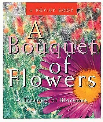 A Bouquet of Flowers: A Treasury of Blossoms (Miniature Pop-Up Book), Running Pr