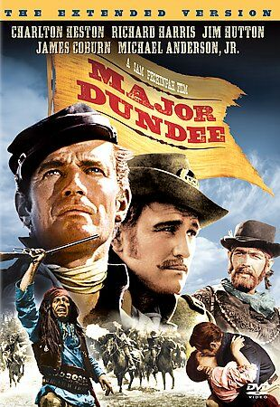 Major Dundee The Extended Version)