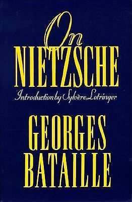 On Nietzsche, Bataille, Georges, New Book