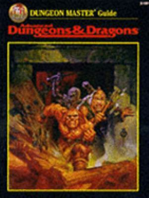 Dungeon Master Guide Advanced Dungeons & Dragons, 2nd Edition, Core Rulebook/21