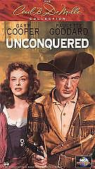 Unconquered [VHS]