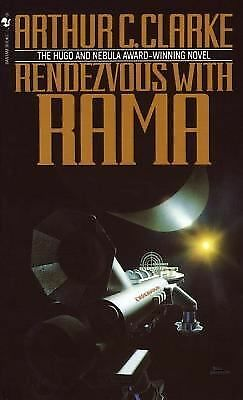 Rendezvous with Rama, Arthur C. Clarke, Good Book