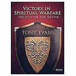 Victory in Spiritual Warfare: Field Guide for Battle, Tony Evans, Acceptable Boo