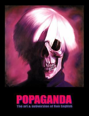 Popaganda : The Art and Subversion of Ron English