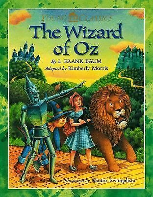 The Wizard of Oz (Young Classics), Baum, L. Frank, Good Book