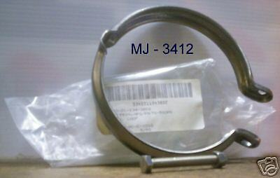 Dynaflex - Stainless Steel Loop Clamp for Military Vehicle - P/N: 78-500MS (NOS)