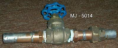 Water Valve with Fittings