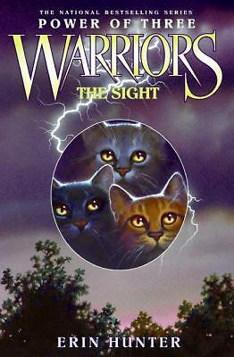 The Sight No. 1 by Erin Hunter (2007, Hardcover)