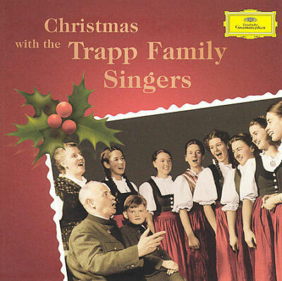 Christmas with the Trapp Family Singers by Trapp Family CD Oct-2004 BRAND NEW!!!