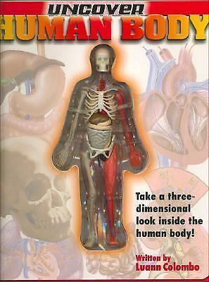 Uncover the Human Body: An Uncover It Book (Uncover Books), Luann Colombo, Jenni