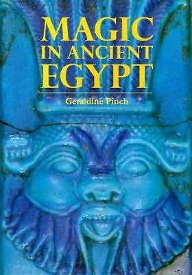 Magic in Ancient Egypt, Pinch, Geraldine, Acceptable Book