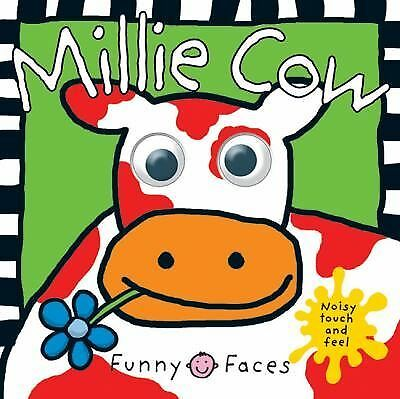 Funny Faces Millie Cow, Roger Priddy, Good Book