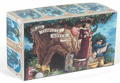 A Series of Unfortunate Events Complete Collection 13 Childrens Book Set, aa, Go