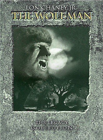 NEW The Wolf Man: The Legacy Collection (DVD, 2004, 2-Disc Set) - DC