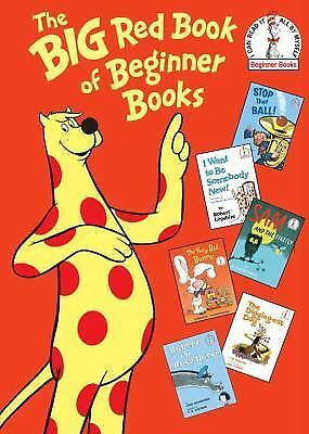 The Big Red Book of Beginner Books (Beginner Books(R)), Sadler, Marilyn, Heilbro