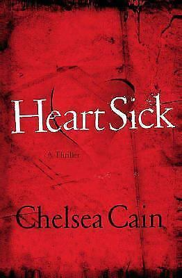 Archie Sheridan and Gretchen Lowell: Heartsick 1 by Chelsea Cain (2007, Hardc...