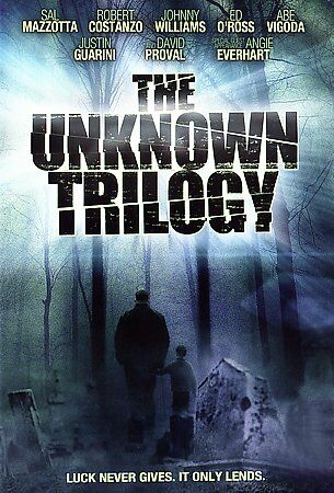 The Unknown Trilogy (DVD, 2008) New, Sealled!!