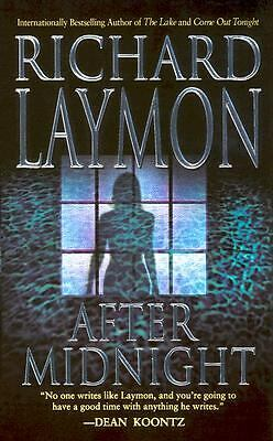 After Midnight by Richard Laymon (2006, Paperback)