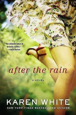 After the Rain by Karen White (2012, Paperback)