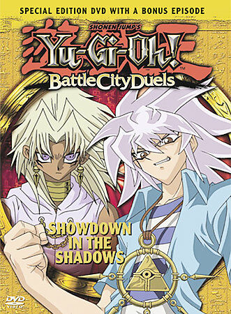 Yu Gi Oh!: Showdown in the Shadows (DVD,2004) New!! Sealed!!    Anime
