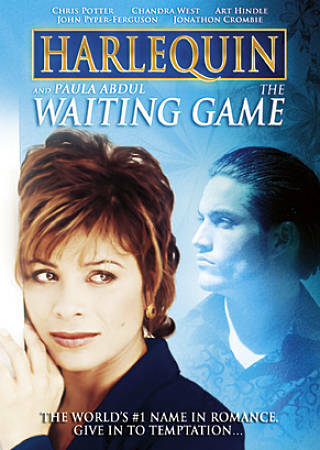 The Waiting Game (DVD,2009) New!! Sealed!!    Harlequin Romance Paula Abdul