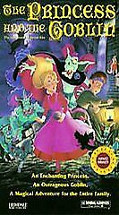 The Princess and the Goblin [VHS]