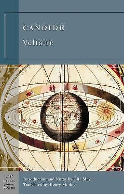 Candide by Francois Voltaire (2003, Paperback)