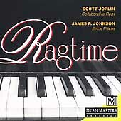 Ragtime: Scott Joplin & James P. Johnson