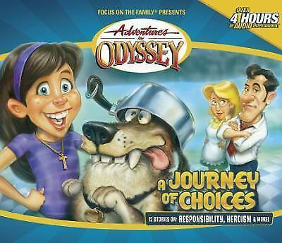 Journey Of Choices Adventures in Odyssey #20