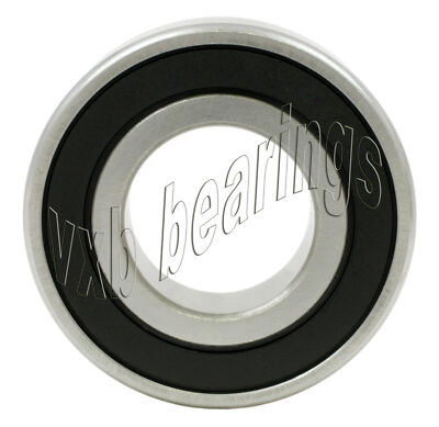 6204RS Sealed 20x47x14 20mm/47mm/14mm Deep Groove Radial Ball Bearings