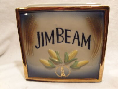 REGAL CHINA GO-WITH JIM BEAM NAPKIN HOLDER