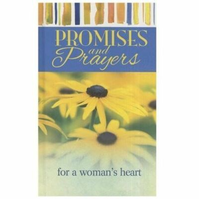 Promises and Prayers for A Woman's Heart, Freeman-Smith,, Good Book